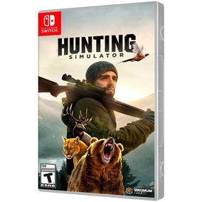Jogo Hunting Simulator Nintendo Switch.