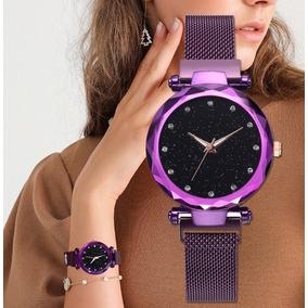 Reloj Para Dama Mujer Pulsera Bisuteria Moda Relojes