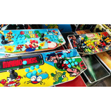 Tablero Arcade Casero 2 Jugadores Pandora 9 1660 Jgos