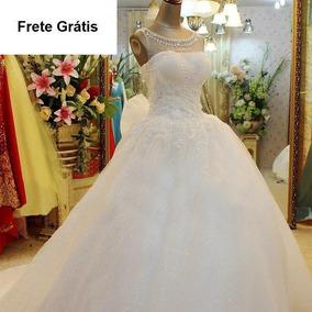 7136072c6c221 Vestido Debutante Plus - Calçados, Roupas e Bolsas no Mercado Livre ...