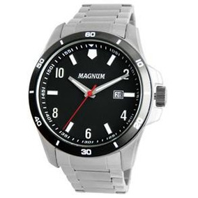 6e795219b08 Relogio Mais Caro De Luxo Masculino Magnum Bahia - Relógio Magnum no ...