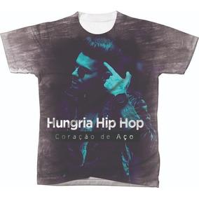 Camiseta Hungria Hip Hop Estampada Masculino - Camisetas e Blusas no ... 4616b735d30