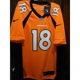 ae8e78cb35 Camisa Denver Broncos Peyton Manning - Futebol Americano no Mercado ...