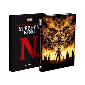 Livro N. Stephen King - Darkside - Edição Colecionador