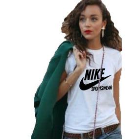 Playera Brush Nike Dama Juvenil Tumblr