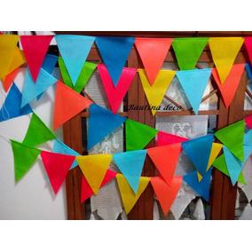 Banderines Friselina Colores A Elección