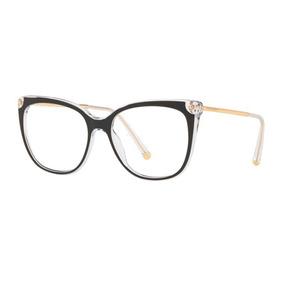 c112ba20a88ef Oculos Dolce Gabbana Réplica - Óculos Preto no Mercado Livre Brasil