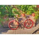 Bicicleta Fixie Lahsen Aro 28 , Con Mejoras