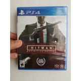 Hitman Definitive Edition - Ps4 - Sellado