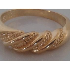 Anel Ouro 9k - Joias e Relógios no Mercado Livre Brasil 6018d5467f