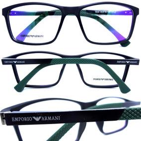 Armacao De Oculos Verde Estojos - Óculos no Mercado Livre Brasil a8f936ca9a