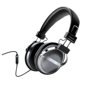 Fone De Ouvido C/ Microfone Isound Hm-270 - Prata
