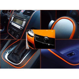 Moldura Universal Accesorios Autos, Todos Colores Unicas!!