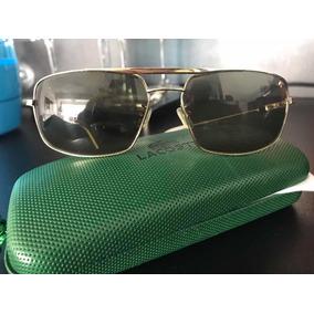 Oculos De Sol Polarizado Lacoste - Óculos no Mercado Livre Brasil d2ed79c4cb