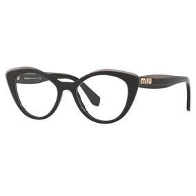 Oculos Miu Miu Noir Cat - Óculos no Mercado Livre Brasil 6c27b05f49