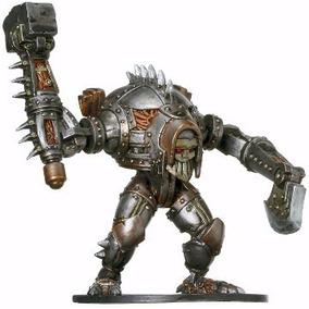 Miniaturas Batistão Gol#65 Warforged Titan (huge Construct)