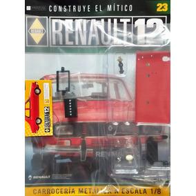 Renault 12 Para Armar - Eaglemoss - Numero 23