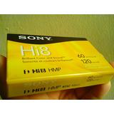 Cinta Hi8 Y Compact Vhs, Para Filmadoras