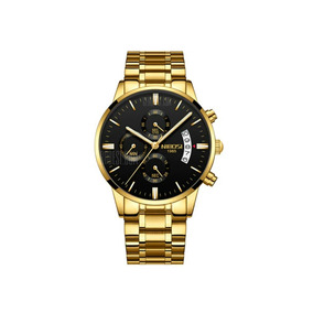 Relógio Nibosi 100% Original & 100% Funcional