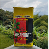 Yerba Mate Rosamonte Suave X500 Gr