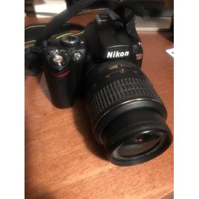 Cámara Nikon D60 Como Nueva