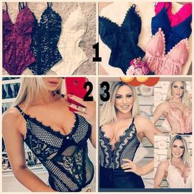 Kit 10 Body Feminino Atacado Moda Blogueira Luxo Instagram
