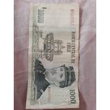 Vendo Este Billete De Chile 1000 Pesos De Año 2006