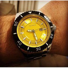 819e6971f03 Relógio Technos Masculino Performance Acqua 2115kpa 1y