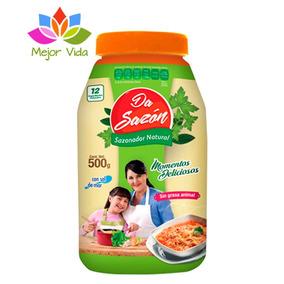 Consomé Sazonador Vegetal Da Sazon Vegano Vegetariano Mix