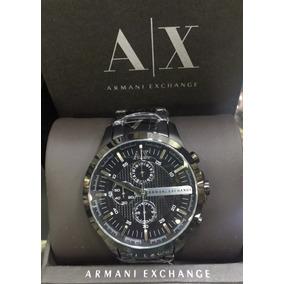 Relogio Masculino Prata Com Chumbo Emporio Armani - Relógios De ... 47bbde001c