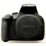 Ay Canon T5 Cuerpo Cámara 18 Mpx Usado P / C Gener Bazardpp