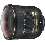 Nikon Af-s Fisheye Nikkor 8-15mm F / 3.5-4.5e Lente Ed
