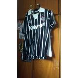 Camisa Corinthians Kalunga Réplica - Futebol no Mercado Livre Brasil bc09f4ee702a2
