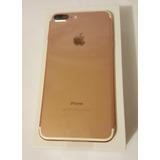 Iphone 7 Plus 128 Gb Nuevo Original Desbloqueado
