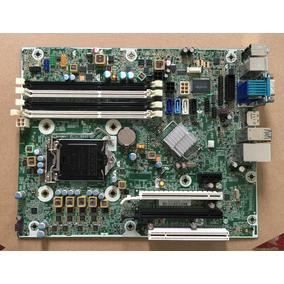 Tarjeta Madre Pc Hp Elite 8300 Socket Lga 1155 Fxn1