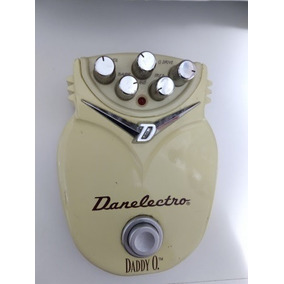 Pedal Danelectro Daddy 0 Overdrive