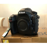 Cámara Réflex Digital Nikon D D850 45.7mp - Negro (solo Cuer