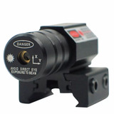 Mira Laser Sight Airsoft Paintball Trilho 20mm Ou 11mm