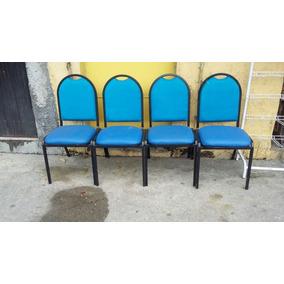 Vendo 8 Cadeiras Usadas - Semi Novas