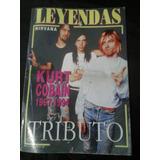 Leyendas: Nirvana/kurt Cobain (con Posters De Regalo)