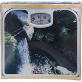 Balança Banheiro Analógica Várias Estampas 130kg Casita