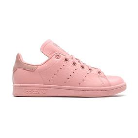 Adidas Stan Smith Feminino Rosa - Calçados d3904dcc776ca
