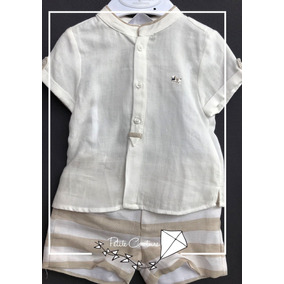 Conjunto Para Bebe De Rayas - Ropa para Bebés Azul marino en Mercado ... 42b7453417e