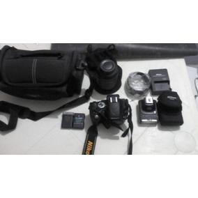 Camara Nikon D5100 Reflex Profesional