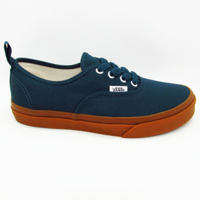 Tenis Vans Authentic Elastic Vn0a38h4q6o Reflecting Pond Gum bec853ec43e