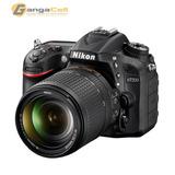 Nikon D7200 Cámara Profesional 24.2mp Wifi +lente 18-140