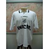 738fd4ec12 Camisa Santos Unicor Umbro no Mercado Livre Brasil