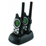 Radio Comunicador Motorola 56 Km Par Mr350 Mr Preto