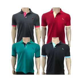 6a3e6e0c9 Pronta Entrega Camisa Polo Brooksfield Nova Coleção - Calçados ...
