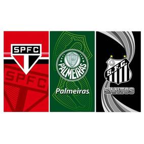 Toalhas Bordada De Time De Futebol - Acessórios para Banheiros no ... ef6ffe0596417